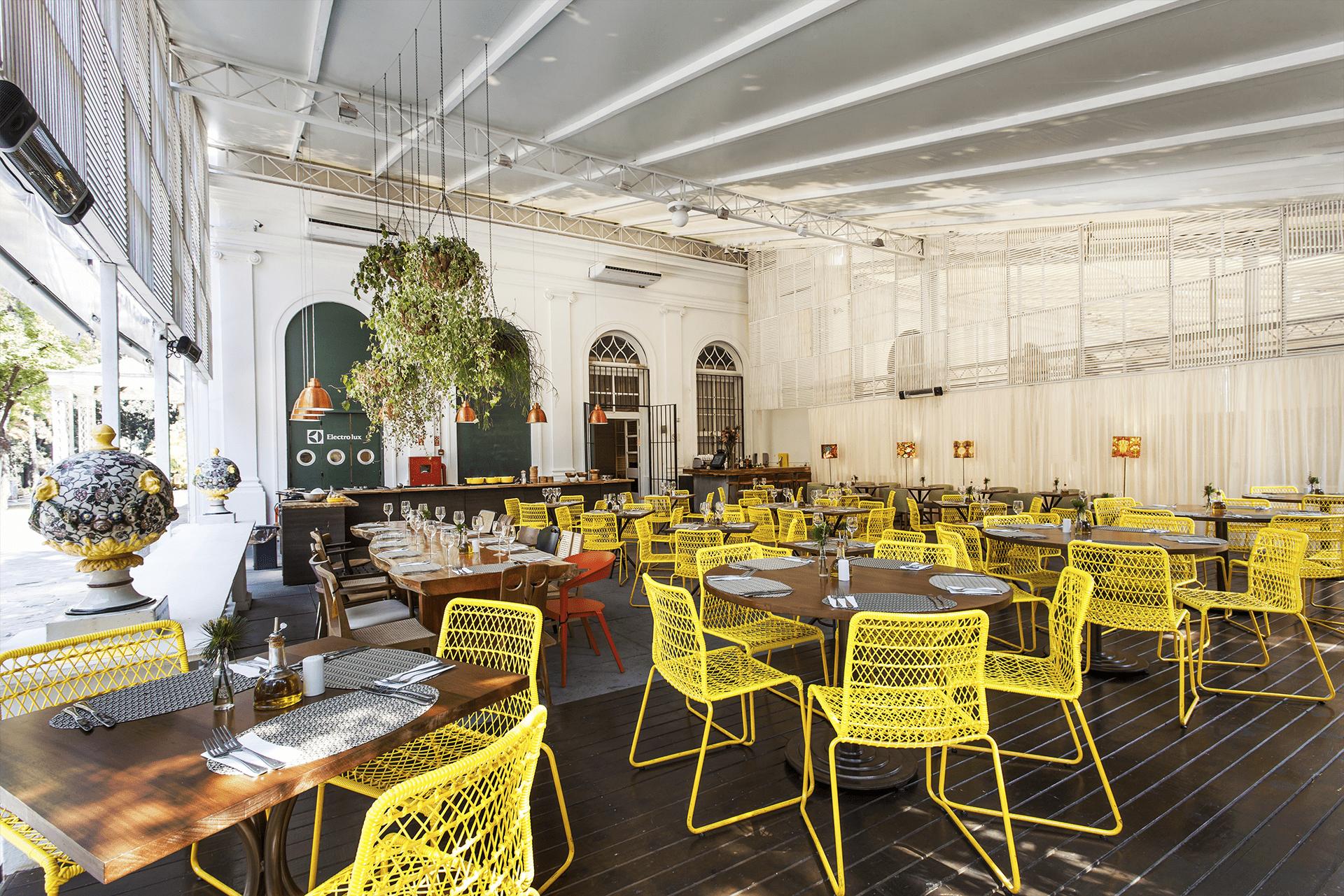 Restaurante Santinho – São Paulo